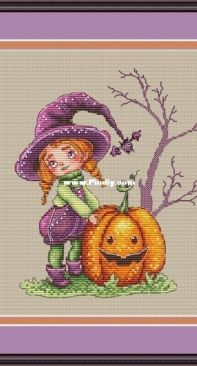 Anna Petunova - The little witch