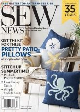 Sew News-Issue 347-June-July-2015