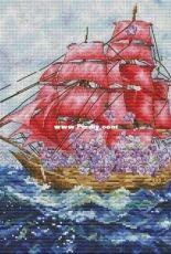 Mandarinks Design - Flower Sails - Carrying Hope by Nadezhda Grigoryeva