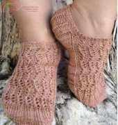 Harpa Socks by Natalie Jacobs - Free