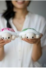 All About Ami - Stephanie Jessica Lau - Turtle Amigurumi - Free