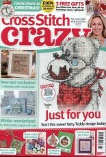 Cross Stitch Crazy 195 November 2014
