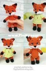 Leta Toyfox - The Little Fox Fuchsik