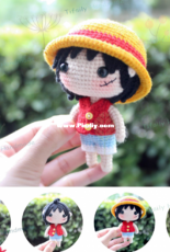 Tifaily Handmade - Monkey D. Luffy - Spanish - Translated