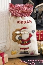 Bags of Fun - Santa Sack from The World of Cross Stitching TWOCS 288