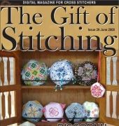 The Gift of Stitching-TGOS-Issue 29-June-2008