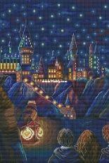 Mandarinks Design - Hogwarts by Nadezhda Grigoryeva
