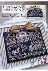 Hands on Design - Queen Bee Flower Farm : Chalk on the Farm