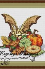 Autumn dragon by Nadezhda Kazarina