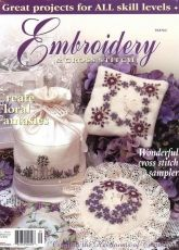 Creative Embroidery & Crosstitch-Vol.08 N°7-2001