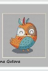 Anna Gutova - Everyone Needs an Owl
