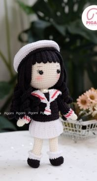 Pigami Crochet - Tomoyo