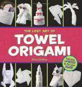 Alison Jenkins-The lost art of towel origami