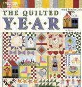 Leisure Arts-3748-The Quilted Year