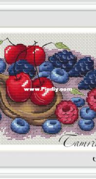 Berry Doom by Tamriko Lamaridze