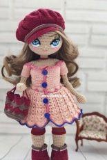 Gorbunova Dolls Design - Julia Gorbunova - Milena doll