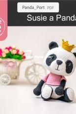 Cutie me - Susie the Panda - Portuguese - Translated