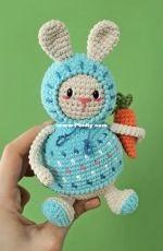 Natura crochet - Natasha Tishchenko - Little bunny - Free