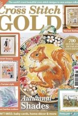 Cross Stitch Gold Issue 131 August 2016