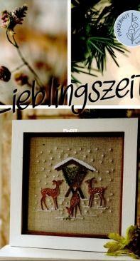 Fingerhut - Lieblingszeit by Christiane Dahlbeck - German