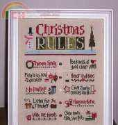 Lizzie Kate F103 - Christmas Rules