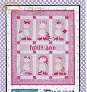Amy Bradley Designs-ABD221-Funny Babies Wall Hanging