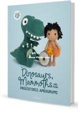 Amigurumipatterns -  Joke Vermeiren - Dinosaurs Mammoths and More Prehistoric Amigurumi