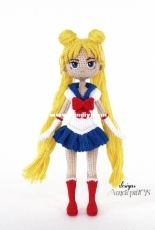 Venelopa Toys - Svetlana Udalchikova - Doll Sailor Moon