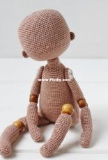 Olya Radost - Ball Jointed Doll - Russian