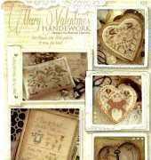With thy Needle & Thread WTNT CS127 - Mary Valentines Handeworks