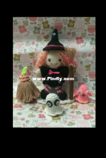 Witch and friends