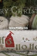 With thy Needle and Thread CS221 - Merry Christmas
