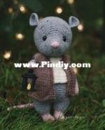 Zoo Toys - Evgenia Agapova - Sleepy Mouse - Russian