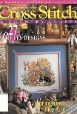 Cross Stitch & Country Crafts - April 1995
