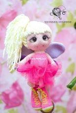 Magic Filament - Tatiana / Tatyana Lysenko - Flower Fairy doll