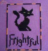 DaffyCat Designs - Frightful