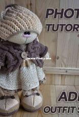 "The ""Adel"" outfit set Irina Tarasova"
