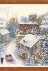 Riolis 1678 Snowy Winter