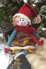 Frances the Friendly Snow Elf by Deena Thomson-Menard -French Translation