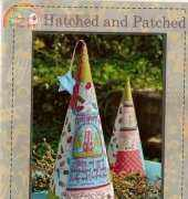 Hatched and Patched -P0074-Tree of Christmas Cheer