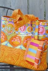 Sunshiney Day Tote by Melissa Peda - Free