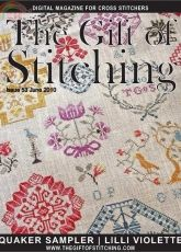 The Gift of Stitching TGOS Issue 53 June 2010