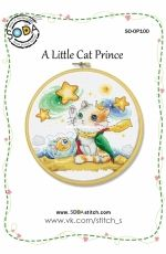 Soda Stitch SO-OP100 - A Little Cat Prince