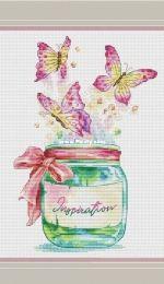 Jar of Inspiration by Maria Brovko
