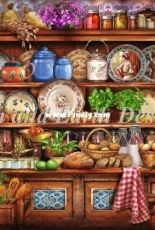 HAED HAECRMRSSMC 20219 supersized ye old kitchen by Ciro Marchetti