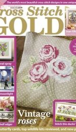 Cross Stitch Gold Issue 103 July 2013